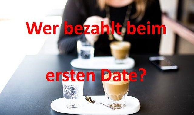 Wer bezahlt beim ersten Date