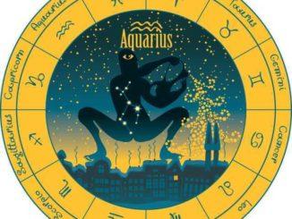 Welches Sternzeichen passt zu Wassermann?
